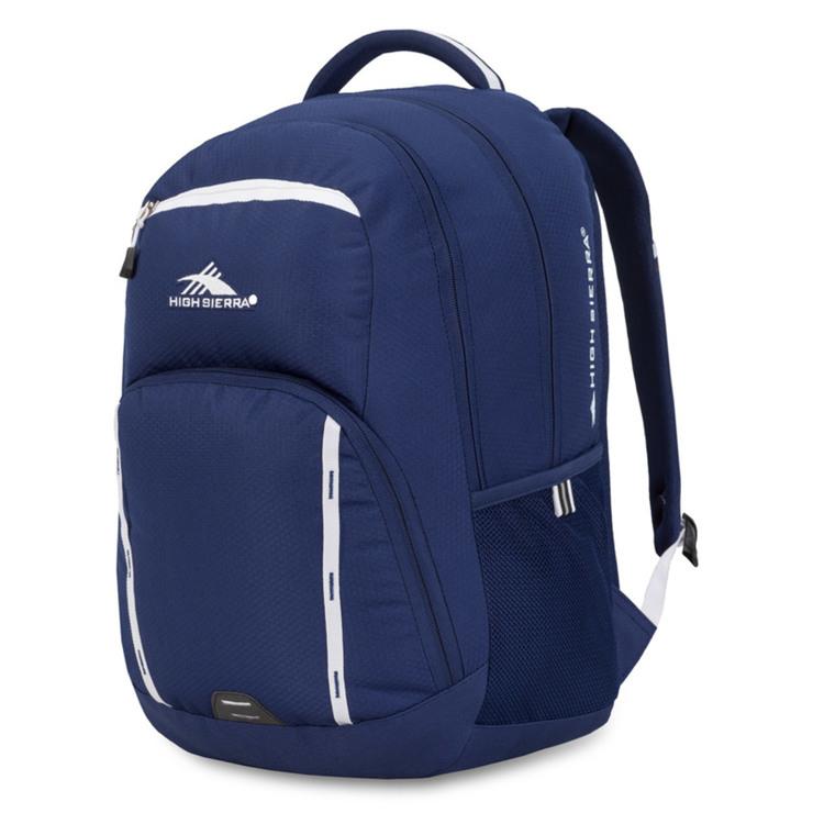 1d2bf9431 High Sierra RipRap Everyday Backpack in Navy Blue | Costco UK