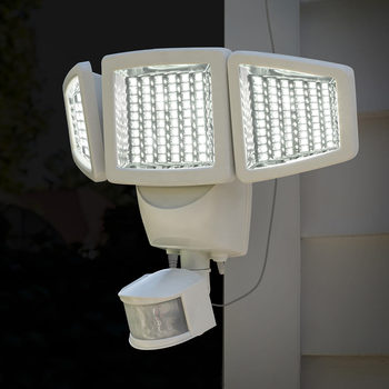 Sunforce 180 LED Motion Sensor Security Light