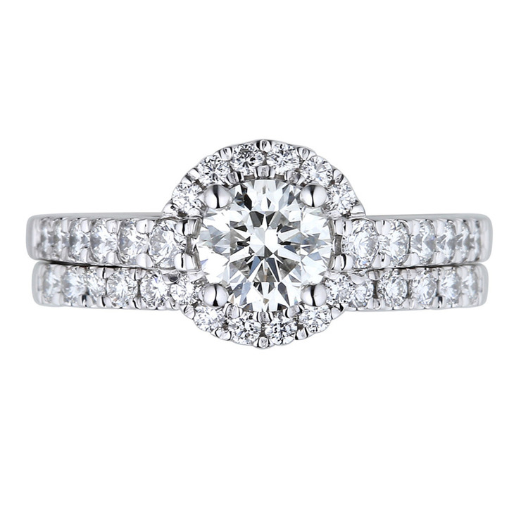 cut engagement dp amazon princess diamond in wedding pave set platinum com encrusted ct tw ring
