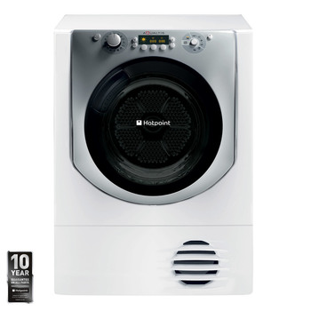 Hotpoint 9kg, B Rating Condenser Dryer AQC9 BF7 E1