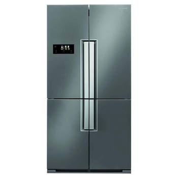 Hotpoint HPSN 4T, A+ Rating Side-by-Side Fridge Freezer