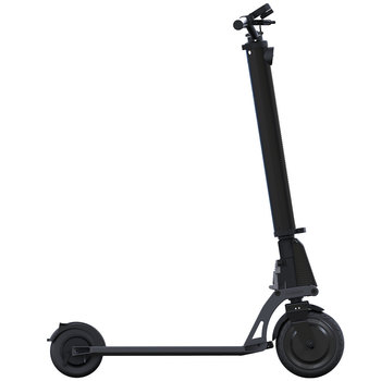 Globber One K E-Motion Adult Scooter in Grey