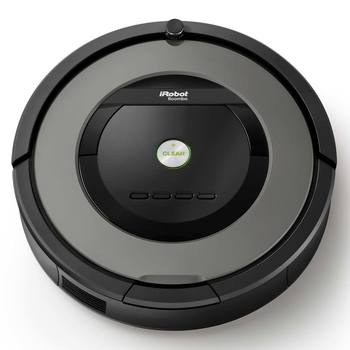 iRobot Roomba 866 Robotic Vacuum Cleaner with Aeroforce Cleaning System