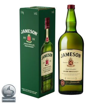 Jameson 4.5L Triple Distilled Irish Whiskey