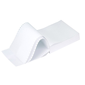 Q-Connect 1-Part 60gsm Listing Paper - 2,000 Sheets