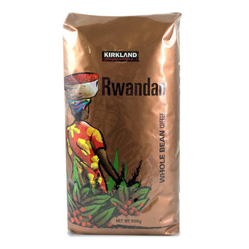 Kirkland Signature Rwandan Whole Bean Coffee, 907g