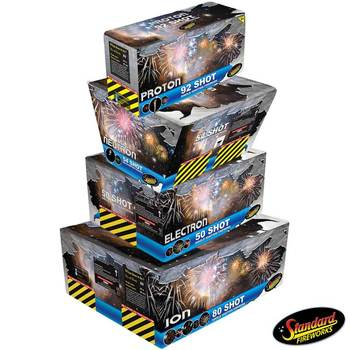 Atomic Quad Pack Firework Display Kit