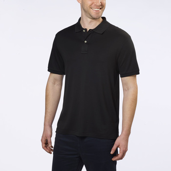 Kirkland Signature Men's 100% Cotton Polo in 4 Colours and 5 Sizes