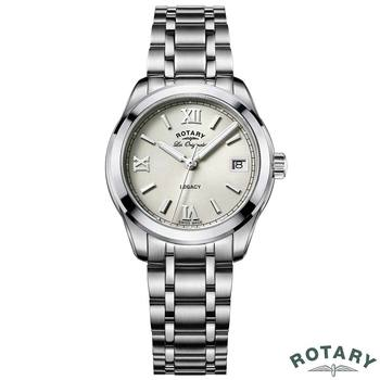 Rotary Legacy Ladies Swiss Watch LB90173/06