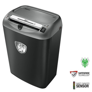 Fellowes Powershred 75Cs Shredder, 27L, Cross-Cut