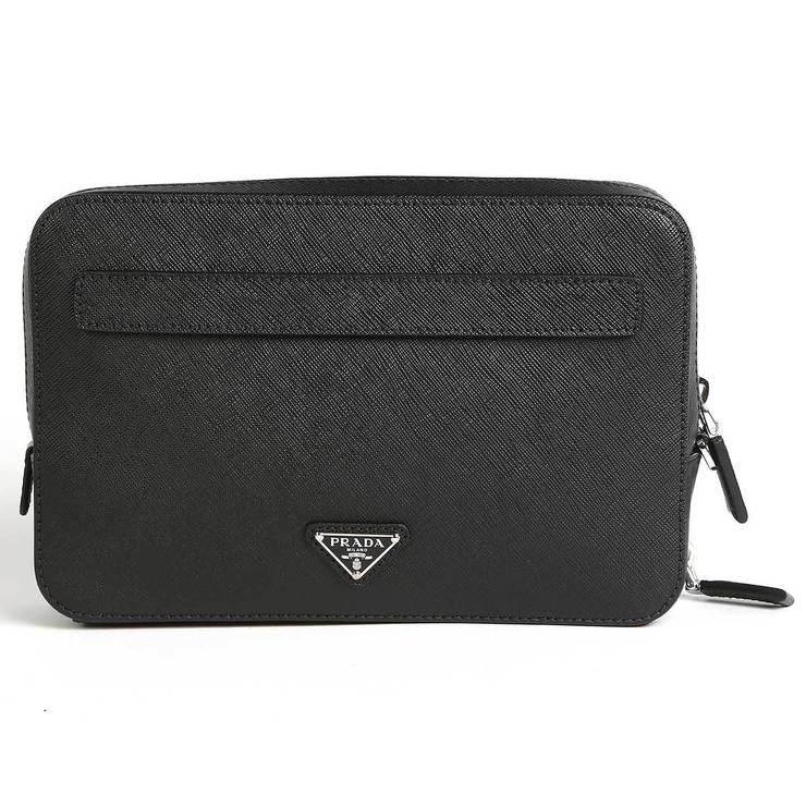 1ea32d34d01d9e Prada Men's Saffiano Leather Bag | Costco UK