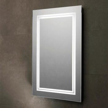 Tavistock Transmit LED Back Lit Bathroom Mirror - Model SLE510