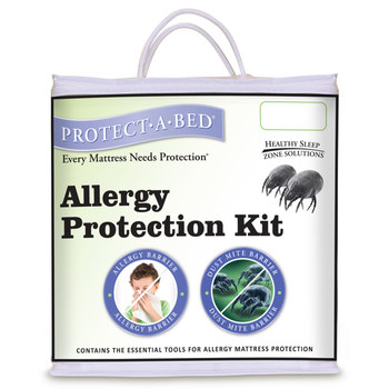 Protect-A-Bed Allergy Protect Bed Kit in 4 Sizes