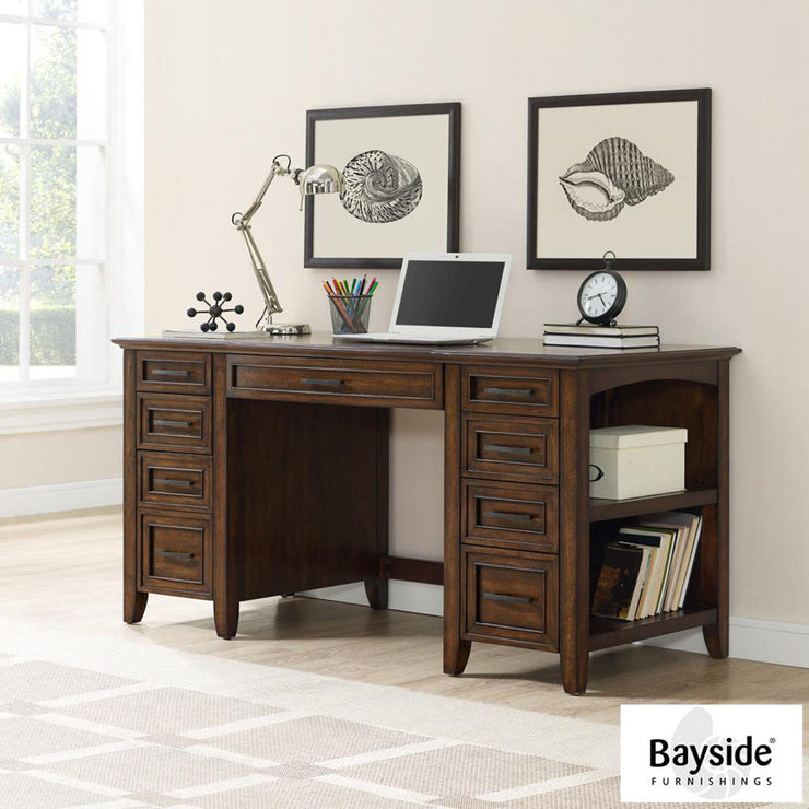 computer writing desks desk cast bayside iron sturdy legs with nalu winsome furniture stirring furnishings