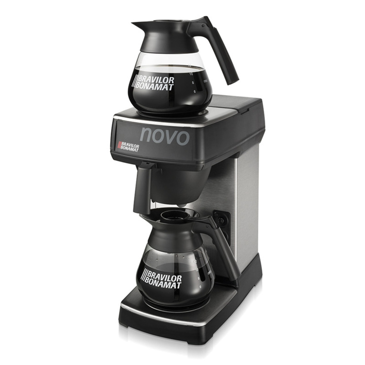 bravilor novo light commercial filter coffee machine. Black Bedroom Furniture Sets. Home Design Ideas
