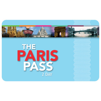 Paris Pass® 2 Day Ticket