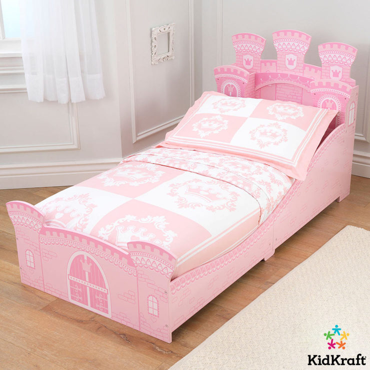 KidKraft Princess Castle Toddler Bed 18 Months
