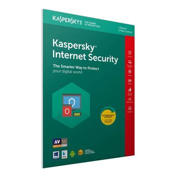 Kaspersky Internet Security 2018 1 Device, 1 Year