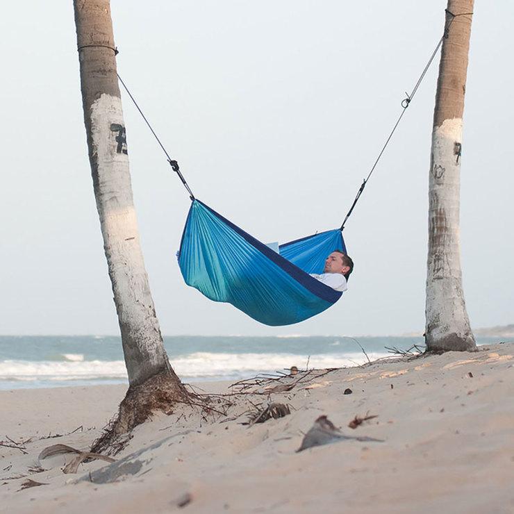 chillax parachute travel hammock   blue chillax parachute travel hammock   blue   costco uk  rh   costco co uk