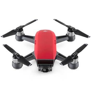 DJI Spark Drone Fly More Bundle with 32GB Micro SD Card