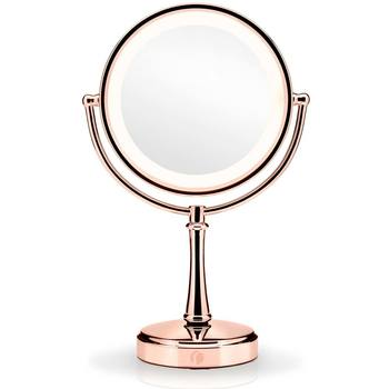 Reflections by BaByliss Boudoir Illuminated Mirror, Rose Gold