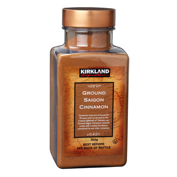 Kirkland Signature Ground Saigon Cinnamon, 303g