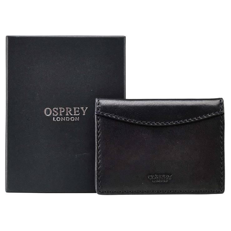 Osprey london brody leather business card holder black costco uk osprey london brody leather business card holder black reheart Image collections