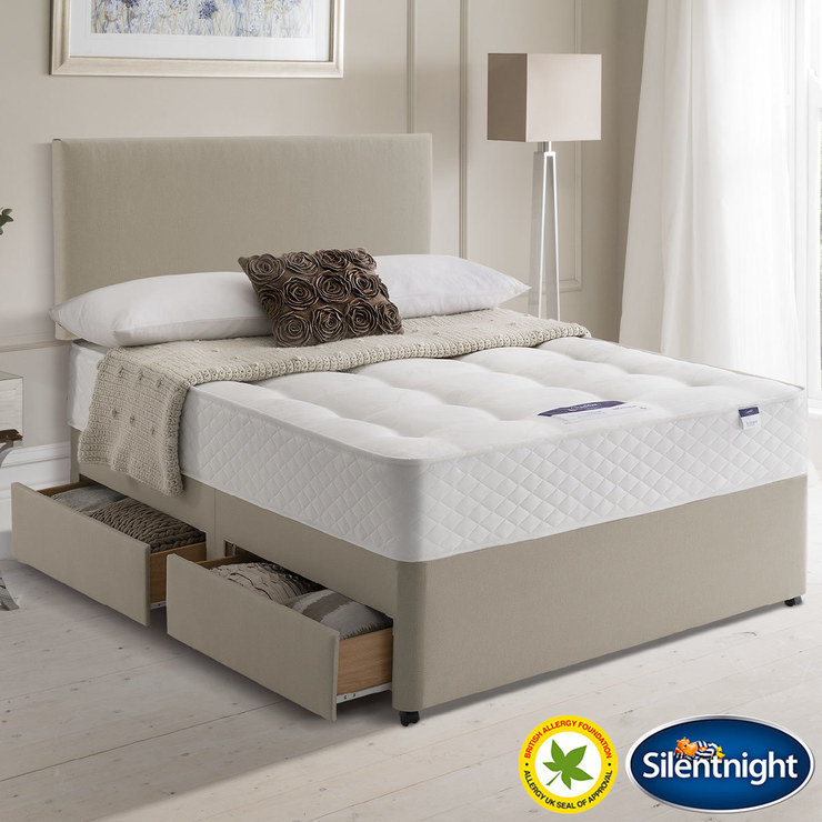 Silentnight Bexley Miracoil Orthopaedic Super King Size