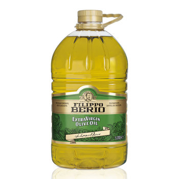 Filippo Berio Extra Virgin Olive Oil, 5L