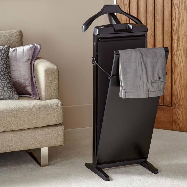 Corby 7700 Trouser Press In Black Ash 3515 Costco Uk