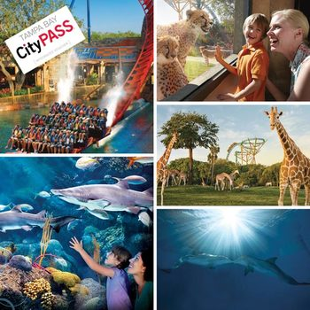 Tampa Bay CityPASS® 9 Day Ticket Booklet